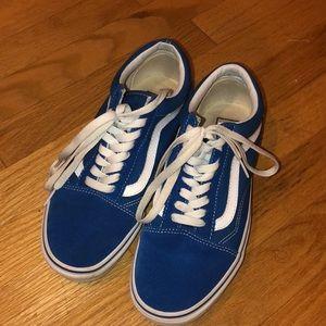 8b1098635f8 Vans Old Skool (Estate Blue True White)